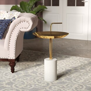 Wick St Lawrence Side Table by Willa Arlo Interiors