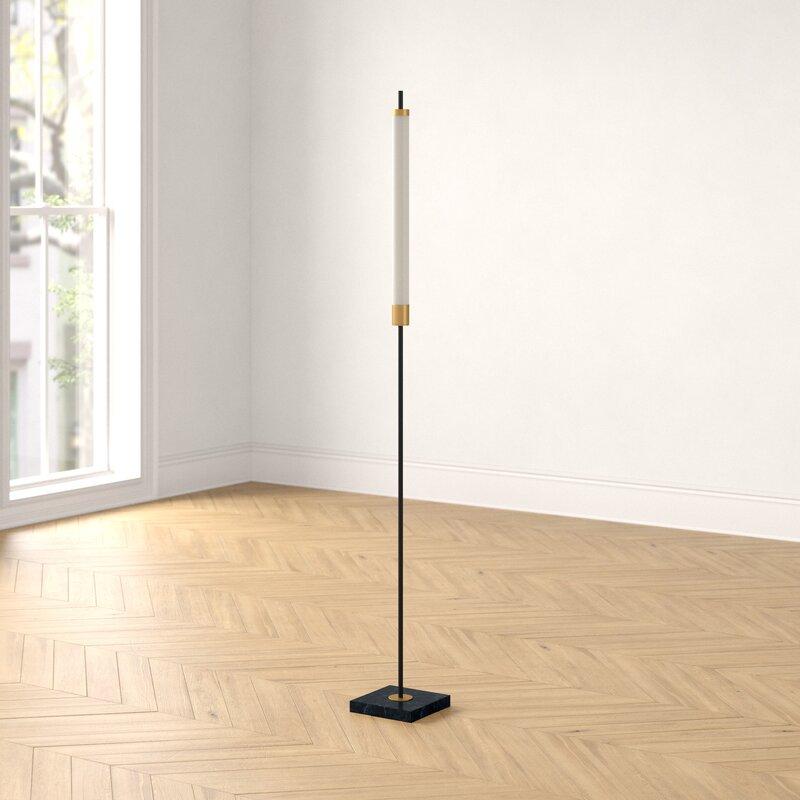 Foundstone Ginger 72 Led Novelty Floor Lamp Reviews Wayfair