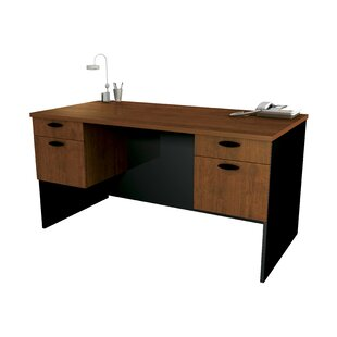 Hampton Executive Desk by Bestar Best Choices