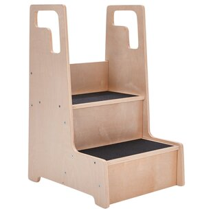 Reach-Up Step Stool by ECR4kids