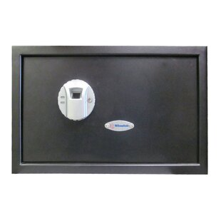 Wilson Safe Biometric Lock Commercial Hotel Safe 0.91 CuFt