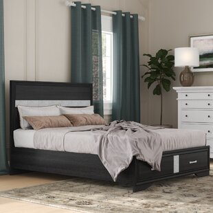 Gilliam Storage Platform Bed