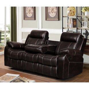 Djerf Reclining Sofa By Winston Porter