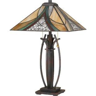 Cuadrado Tiffany 25 Table Lamp
