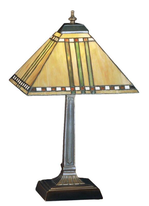 """Prairie Corn 16"""" Table Lamp"""