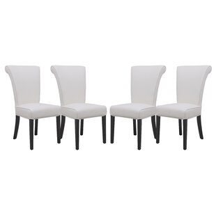 Big Save LaRue Upholstered Dining Chair (Set of 4) by Red Barrel Studio Reviews (2019) & Buyer's Guide