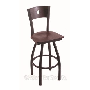 Read Reviews Lareau 36 Swivel Bar Stool by Red Barrel Studio Reviews (2019) & Buyer's Guide