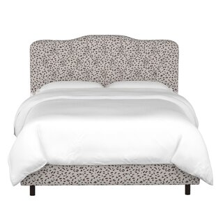 Merlo Upholstered Panel Bed