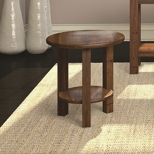 Redonda Round Accent Table by Caravel