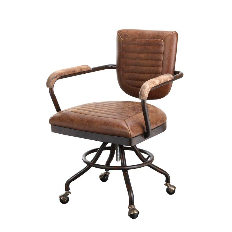 DuBois Leather Desk Chair
