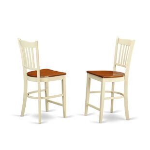 Groton Solid Wood Dining Chair (Set of 2) Wooden Importers