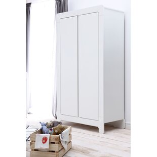Moon 2 Door Wardrobe By Selsey Living