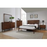 Chinn Platform Solid Wood Configurable Bedroom Set by Corrigan Studio®