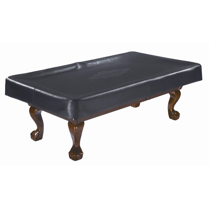 CueStix International Fitted Heavy Duty Naugahyde Pool Table Cover for 9-Feet Table