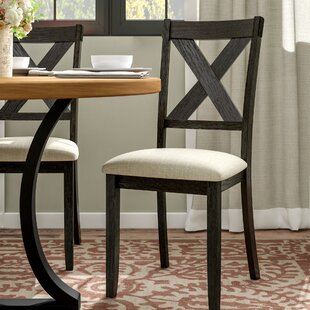 Ainsley Transitional Side Chair (Set of 2..