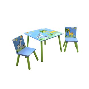 Review Duque Table And Chair Set