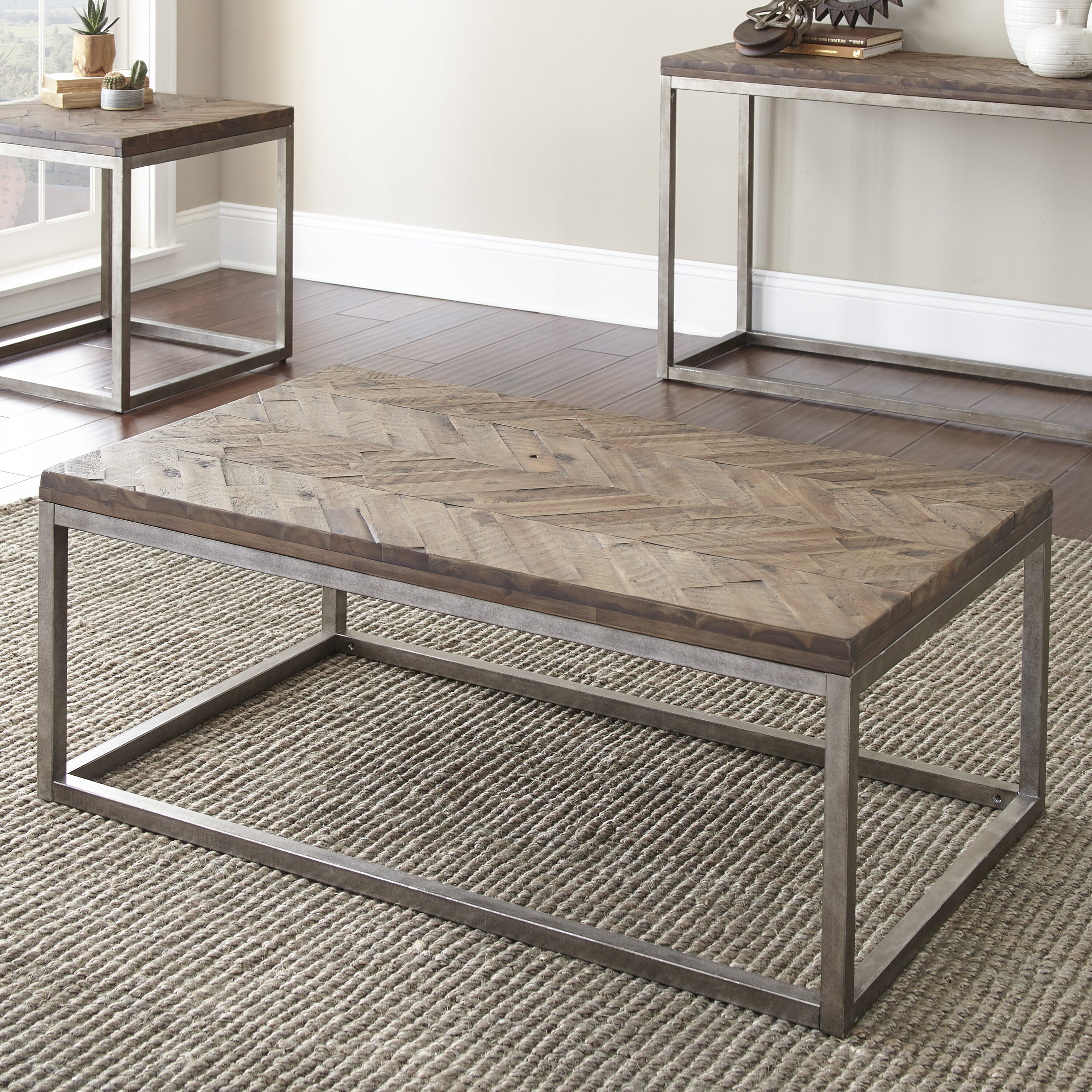 Laurel Foundry Modern Farmhouse Kenton Coffee Table & Reviews