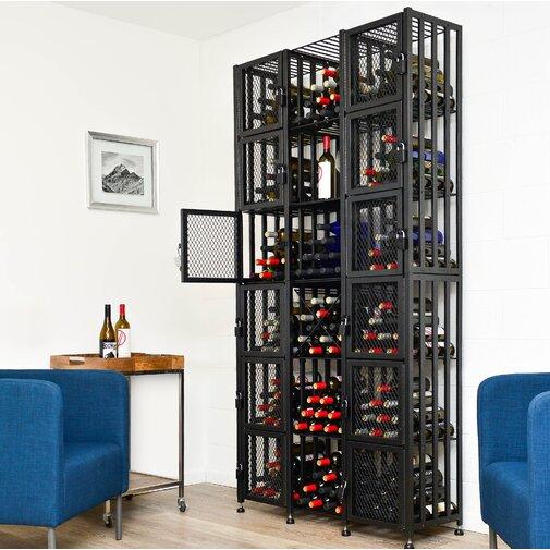 Unique Wine Racks | Bin 288 Bottle Floor Wine Rack