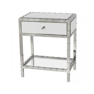 Big Save Cartwright 1 Drawer Nightstand by Rosdorf Park