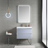 Fahriye 29 Single Bathroom Vanity Set with Mirror by Orren Ellis