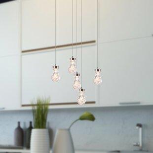 Atoka 5-Light LED Cluster ..