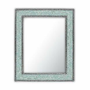 Crackle Accent Mirror DecorShore