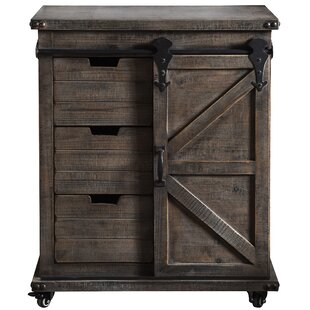 Magnus 1 Door Accent Cabinet by Gracie Oaks