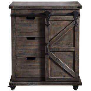 Magnus 1 Door Accent Cabinet by Gracie Oaks