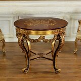 Regency Console Table by Infinity Furniture Import