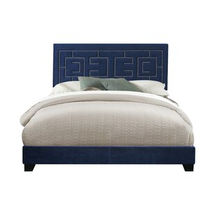 Savings Egan Upholstered Panel Bed by Mercer41 Reviews (2019) & Buyer's Guide