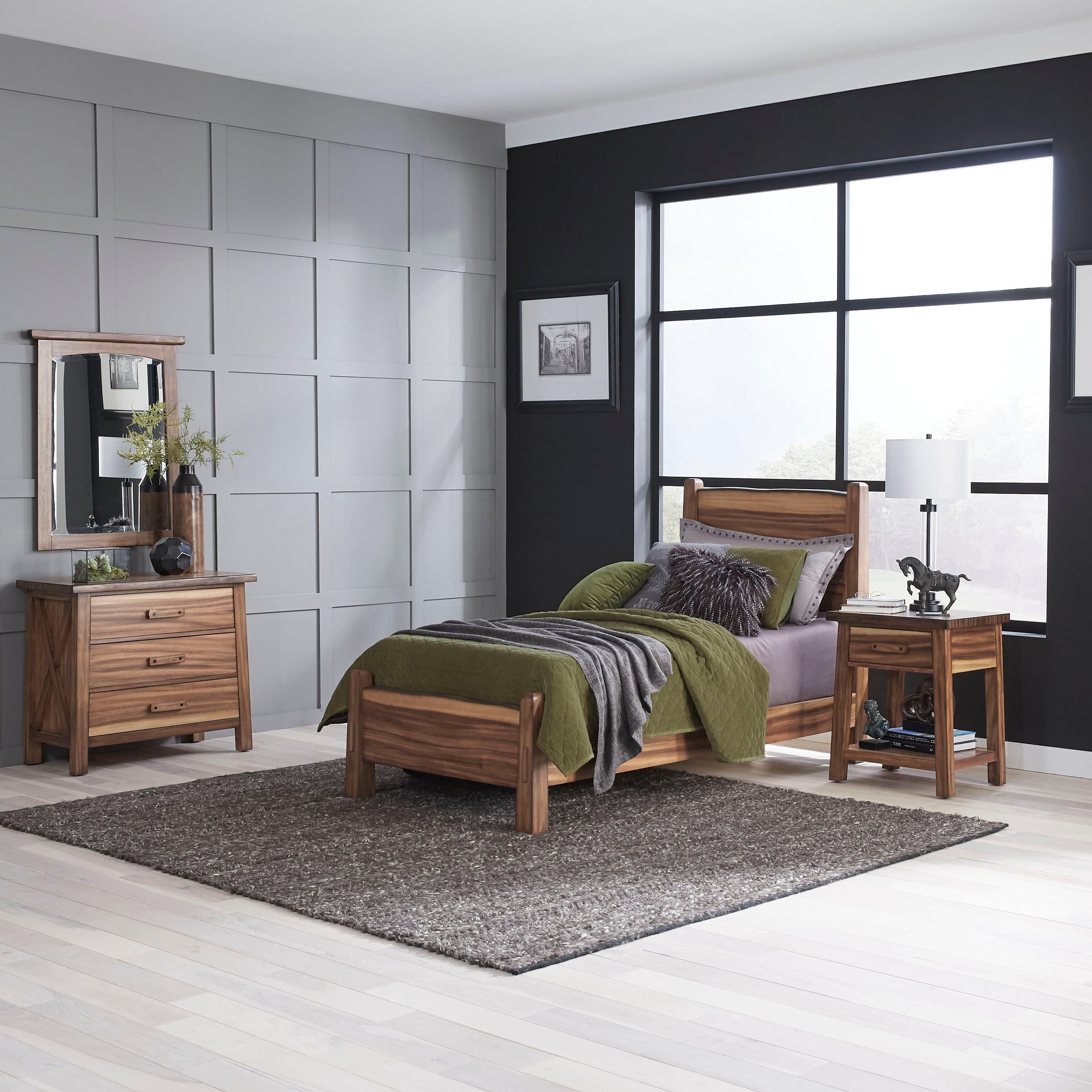 Foundstone Rory Standard 4 Piece Bedroom Set Reviews Wayfair
