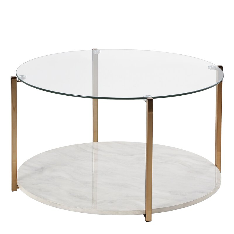 Canora Grey Hartranft Coffee Table Reviews Wayfair Co Uk