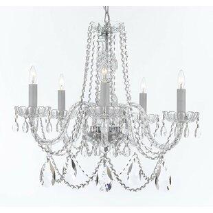 Rosdorf Park Bowerville 5-Light Candle St..