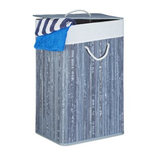 Bamboo Laundry Bin By House Of Hampton