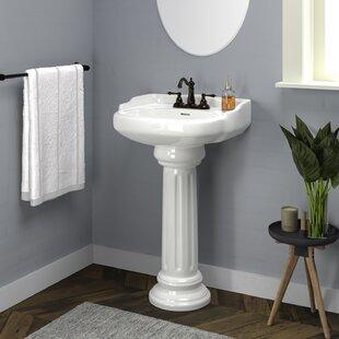 Victorian Pedestal Sink Wayfair
