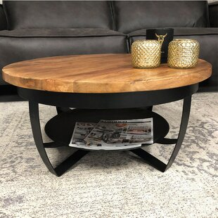 Jaxen Coffee Table With Storage By Williston Forge