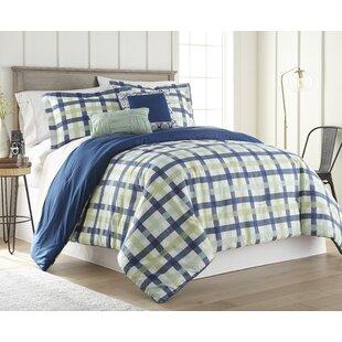 Kennett 5 Piece Reversible Comforter Set by Winston Porter #2