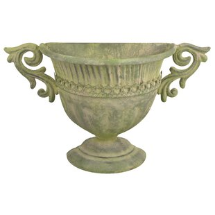 Worceer Metal Plant Pot By Brambly Cottage