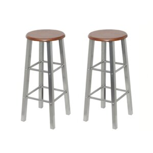 gunning 70cm bar stools set of 2