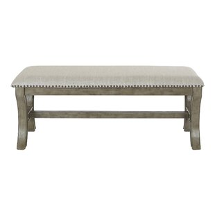 Dole Upholstered Bench by Ophelia & Co.