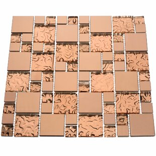 Metallic Tiles At Great Prices Wayfair