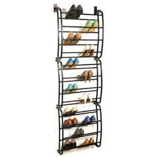Purchase 36 Pair Overdoor Shoe Organizer By Symple Stuff