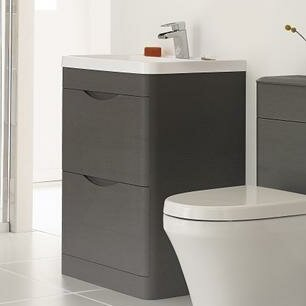 Claremont 600mm Free-standing Vanity Unit By Mercury Row