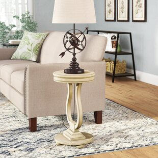 Online Reviews Sofiane End Table By Lark Manor