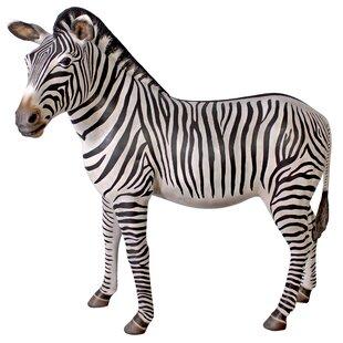 Zebra Statue Wayfair