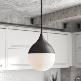 Aviana 1-Light Pendant by Trent Austin Design