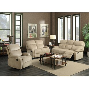 Toribio Reclining Living Room Collection by Latitude Run