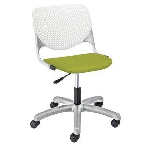 Eiland Poly Task Chair by Latitude Run