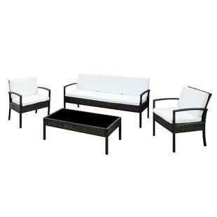 Rodden 4 Piece Sofa Set