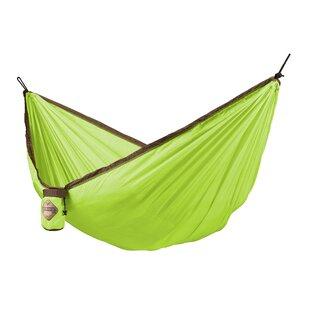 Colibri Single Travel Nylon Camping Hammock by LA SIESTA